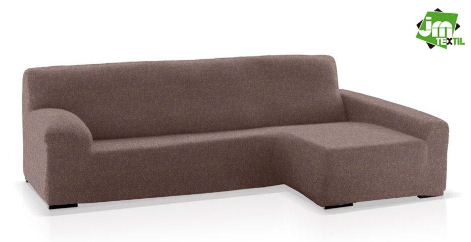 funda chaise longue jm-textil gris ceniza