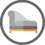 logo sofa chaise longue